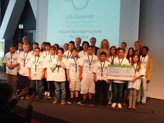 Schulhof-Listhof-Preisverleihung