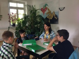 Schülerstreitschlichtung an der Eduard-Spranger-Schule