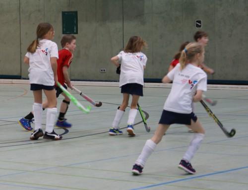 Jugend trainiert für Olympia Hockey