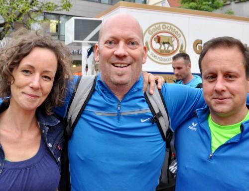 Eltern-Lehrer*innen-Team beim Altstadtlauf – Einladung zum gemeinsamen Training