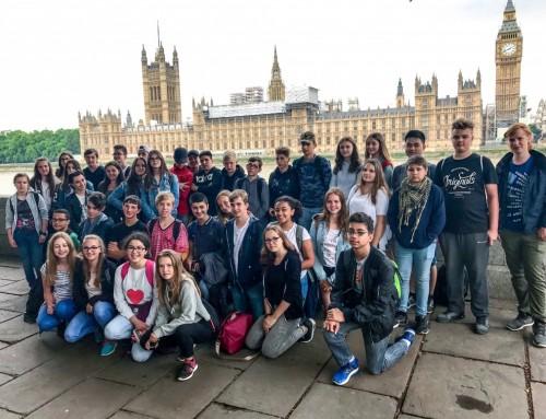 Studienfahrt nach London
