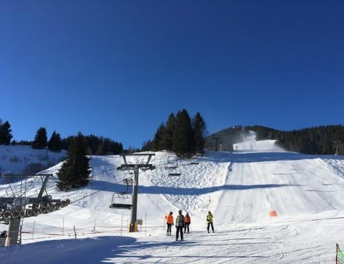 Perspektivenwechsel: Skiausfahrt 2019