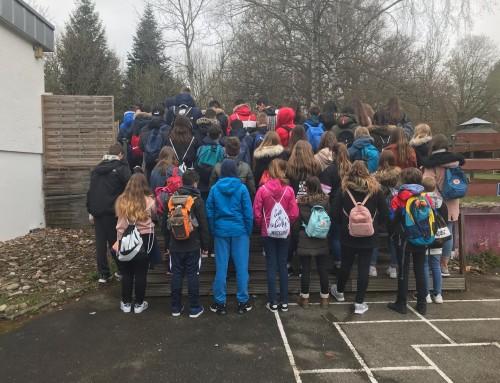 Schullandheim Stufe 7 – 2019