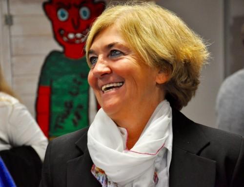 Einsetzung unserer Rektorin Gabriele Kupfer
