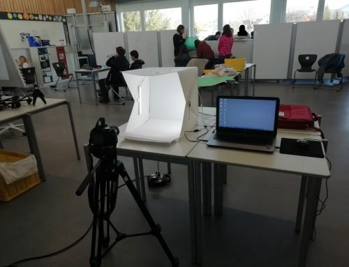 "Lerngruppe 6b ""scratcht"": Projekt Animation Code"