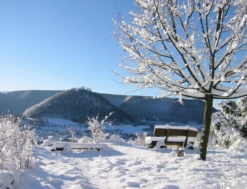 Winterbildchallenge der 7b