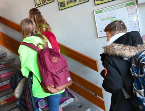 Information zum Schulbetrieb bei sinkenden Inzidenzwerten